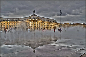 Visite de Bordeaux (Virage HDR)